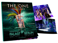 Programmheft THE ONE Grand Show