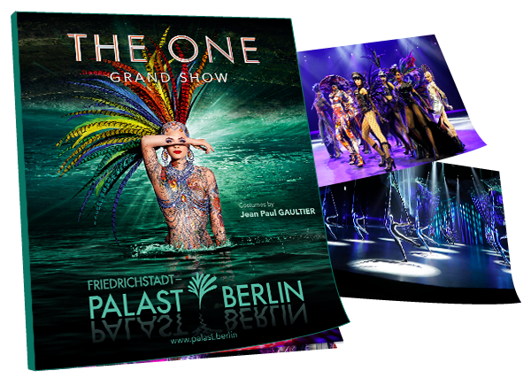 THE ONE Grand Show Programmheft